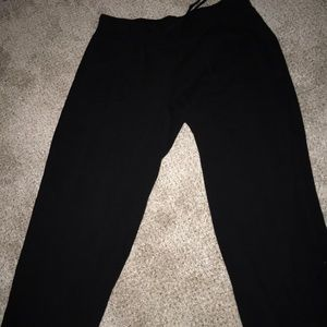 Danskin loose fit cropped leggings
